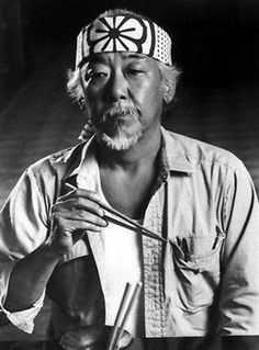 Hard to believe that Pat Morita developed spinal tuberculosis at the age of two and spent the bulk of the next nine years in Northern California hospitals. He was nominated for an Academy Award for Best Supporting Actor as well as a Golden Globe and reprised his role as the sensei Mr. Miyagi in three sequels. Finest Hour: Karate Kid.