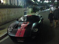 Sick Ford Mustang in Monaco near the casino #travel #roadtrip #France #Europe #Monaco #car #rich