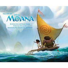 Art of Moana (Hardcover) (Jessica Julius & Maggie Malone) : Target
