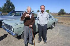 Finley Car Club Visit - Finley Regional Care Aged Care, Old Cars, Regional, Club