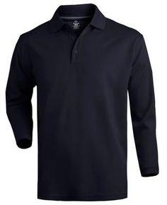 Golden Tree Gate Mens Basic 3 Button Collar Short Sleeve Polo Shirt