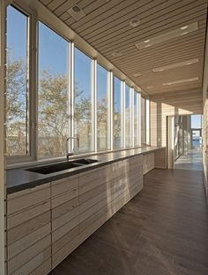 Pictures - Two Hulls House - Photo: MLS Architects - Architizer