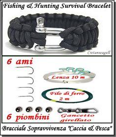 Bracelet Hunting & Fishing