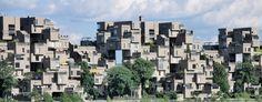 Habitat 67 | Moshe Safdie