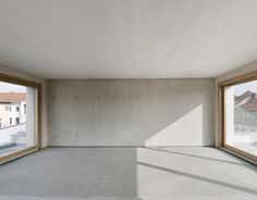 CH39 // Zanderroth Architekten