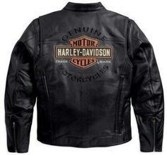 elegant harley davidson leather jackets for men 2012 trends Harley Davidson Online Store, Harley Davidson Merchandise, Harley Davidson Leather Jackets, Harley Gear, Biker Wear, Trend Fashion, Gq Fashion, Men's Leather Jacket, Logo Nasa