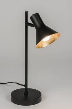 Spot Lumiere, Industrial Style Bedroom, Desk Lamp, Table Lamp, Sweet Home, Lighting, Studio, Home Decor, Modern Lamps
