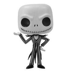 Figurine Jack Skellington (L'étrange Noël de Monsieur Jack) - Figurine Funko Pop http://figurinepop.com/mister-jack-halloween-the-nightmare-before-christmas-funko                                                                                                                                                                                 Plus