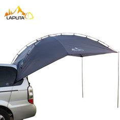5-8 person waterproof casual outdoor shelter tent car gear large shade tents truck bed Camping tents gazebo camping equipment