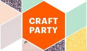 CIJ Etsy Craft Party – Save The Date | EtsyChristmasInJuly