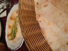 Hummus at al zaytuna in philly