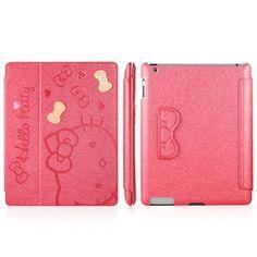Hello Kitty Case for iPad Mini, iPad2 or New iPad.