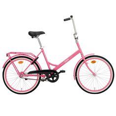Jopo polkupyörä, pinkki