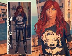 ◈00033◈Glampire Rock◈◈ ◈Outfit: [AdN] GLAMPIRE ROCK