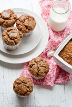 buckwheat breakfast muffins, seriously these were delicious