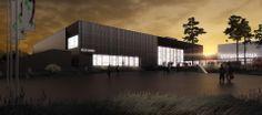 Ystad Arena :: Henning Larsen Architects