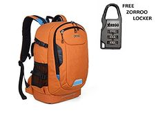ZORROO+Professional+Light+Weight+Multi-functional+Backpack+Rucksack+for+SLR+DSLR+Camera+Bag+for+Canon,+Nikon,+REBEL+,+Sony,+Olympus,+Samsung,+Panasonic,+Pentax+Samsung+models.+(ORANGE) Professional Camera, Nikon, Sony, Backpacks, Lights, Bags, Handbags, Professional Cameras, Women's Backpack