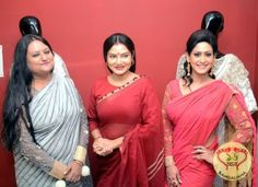 Fashion designer Irani Mitra's boutique store was recently inaugurated by Tollywood actresses Dolon Roy and Indrani Halder.