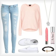 """""""Spring Outfit!"""" by morgan74 on Polyvore"""