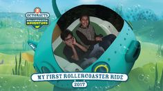 Check out my photo from Octonauts Rollercoaster Adventure at Alton Towers Resort!