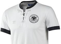 Germany adidas Originals 1954 Retro Home Shirt