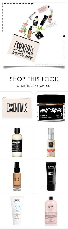 """""""Untitled #31"""" by kalli124 ❤ liked on Polyvore featuring beauty, ALPHABET BAGS, Mario Badescu Skin Care, Rosemira, Bobbi Brown Cosmetics, NYX, Ziaja, philosophy and La Prairie"""