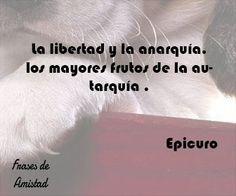 Frases de epicuro de Epicuro