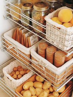 New Kitchen Pantry Organization Diy Tips 69 Ideas