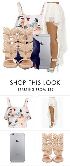 """""""Untitled #248"""" by neca-xoxo ❤ liked on Polyvore featuring New Look and Giuseppe Zanotti"""
