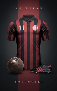 Associazione Calcio Milan - Itália