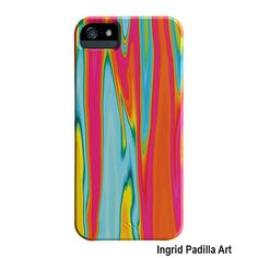 Surf iPhone 6 Case Unique iPhone case Turquoise by ingridsart (Accessories, Case, Cell Phone, iPhone 6 case, iphone5, Art, artist, iphone Case, iphone cover, iphone 4 case, iphone 5 case, hard plastic case, iphone cases, iPhone case art, funky iphone case, iphone 5s case)