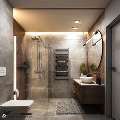 Modern Luxury Bathroom, Bathroom Design Luxury, Loft Bathroom, Dream Bathrooms, Home Room Design, Interior Design Kitchen, Condominium Interior, Washroom Design, Best Bathroom Designs