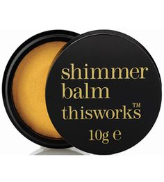This Works - Glimmer Gold Shimmer Balm - 10 g