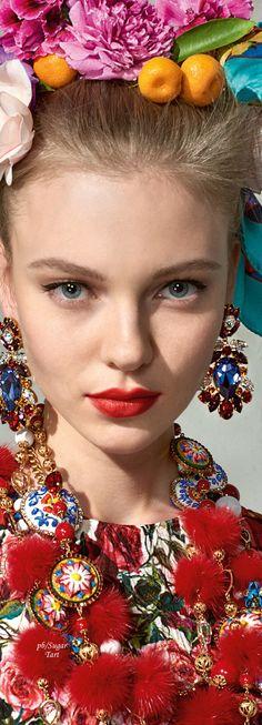 Dolce & Gabbana Mambo Collection S/S 2017