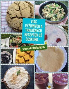 Výživné a tradičné sacharidové recepty a dezerty...  Existujú vôbec?   Kto ich konzumoval?   Ako ich pripravoval?   Čo z nich získate?   Kto ich môže konzumovať a kedy?  ...už čoskoro...
