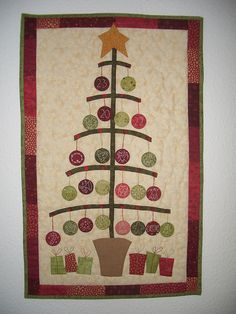 Advent calendar Hatched and Patched by natacha-v, via Flickr