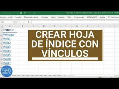 Create index sheet with hyperlinks to sheets of an Excel file Microsoft Excel, Microsoft Office, Y Words, Software, Autocad, Saving Money, Coding, How To Plan, Learning