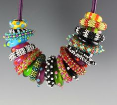 Marcia DeCoster's ringlets