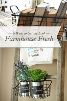 Get the farmhouse st