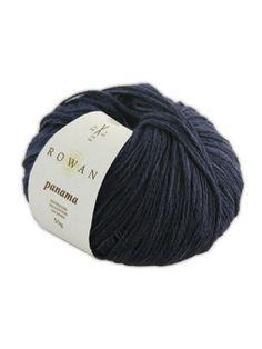 This cotton, linen, viscose blended yarn has a lovely soft handle, a beautiful shape and a subtle sheen.