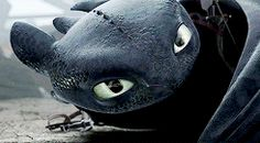 Tumblr -- how to train your dragon. toothless <3