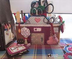 dulces pilukas: Funda casita Sweet Home