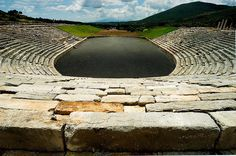 Messinia | Ancient stadium
