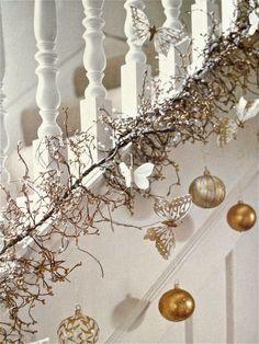 Beautiful Christmas decor... #Christmas...