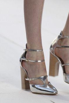Metallic Shoes chloe 2013