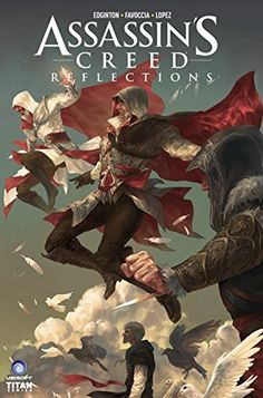 Assassin's Creed: Reflections #1 von Ian Edginton https://www.amazon.de/dp/B01MZ1MIZ8/ref=cm_sw_r_pi_dp_x_hKoAzb1NY01SM