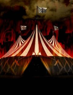 american horror story freak show tent Creepy Circus, Creepy Carnival, Halloween Circus, Creepy Clown, Halloween 2019, Circus Poster, Circus Art, Circus Theme, Clown Cirque