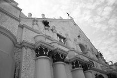 St. William's  Cathedral (Laoag City, Ilocos Norte) Saint William, Ilocos, Cathedral, Saints, Louvre, City, Building, Travel, Norte