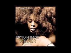 Erykah Badu - Soldier (of Love) (AudioSavage's Sade Remix)