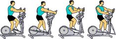 Best Elliptical Machine For Home Use Exercise is something that people do all the time, but for some people they tend to cause more harm to their body than what they think. 1000 Calories, Burn Calories, Fixed Bike, Cross Trainer, Fitness Planner, No Equipment Workout, Fitness Bike, Fitness Sport, Kids Playing